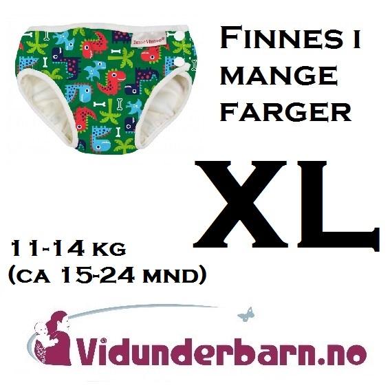 0d9e420b2 ImseVimse badebleie XL - Vidunderbarn.no